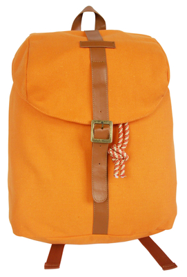 Fashion Leisure Canvas Rucksack Bag